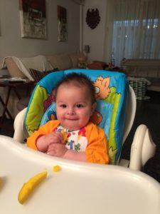 Requisitos para iniciar babyledweaning