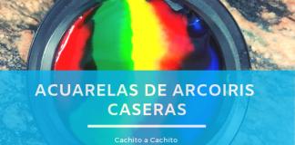 Acuarelas de arcoiris