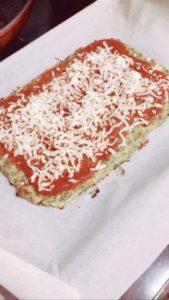 Recetas de pizza saludable