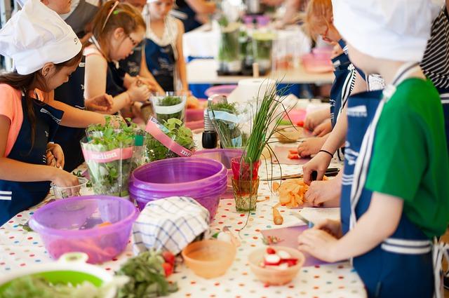 Cambios en los hábitos alimentarios y edad
