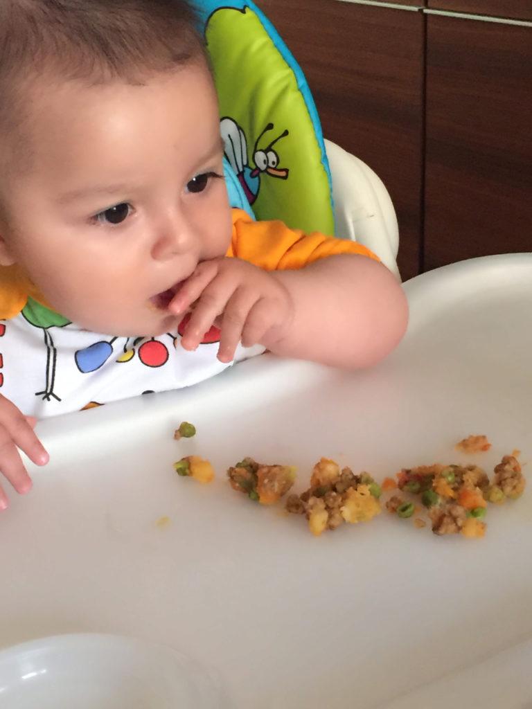 por qué no retrasar la alimentación complementaria